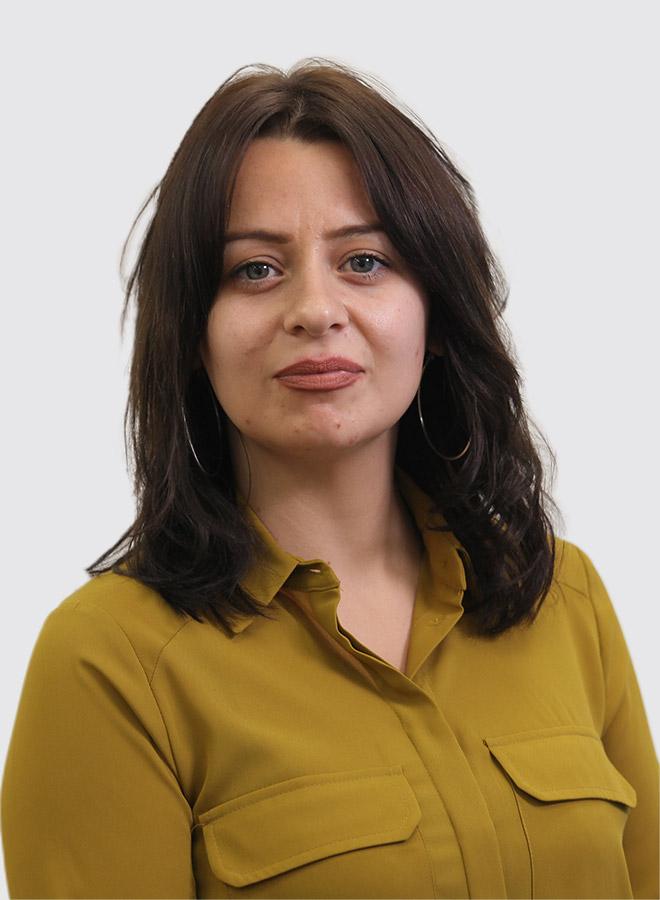 Chloe Brincat - Resource Manager