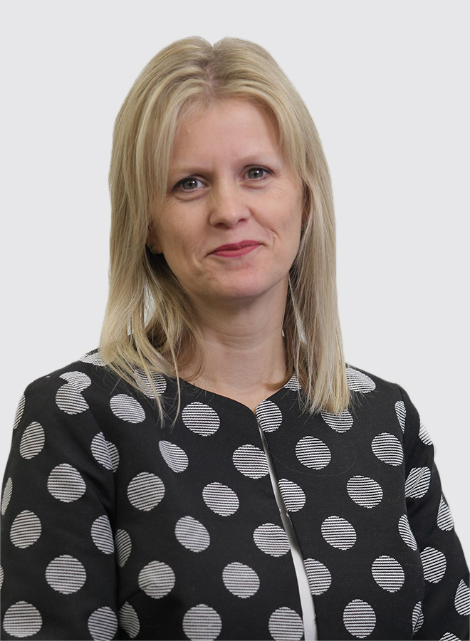 Elaine Kenny - Compliance Manager