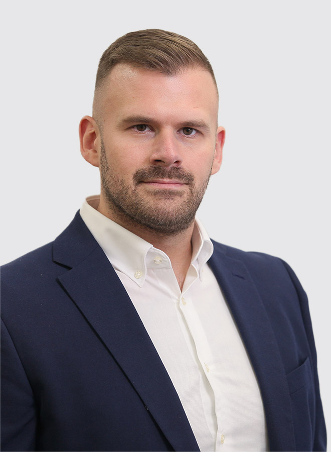 Gavin Toms - Project Manager