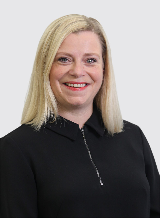 Sarah Townsley - Commercial Manager
