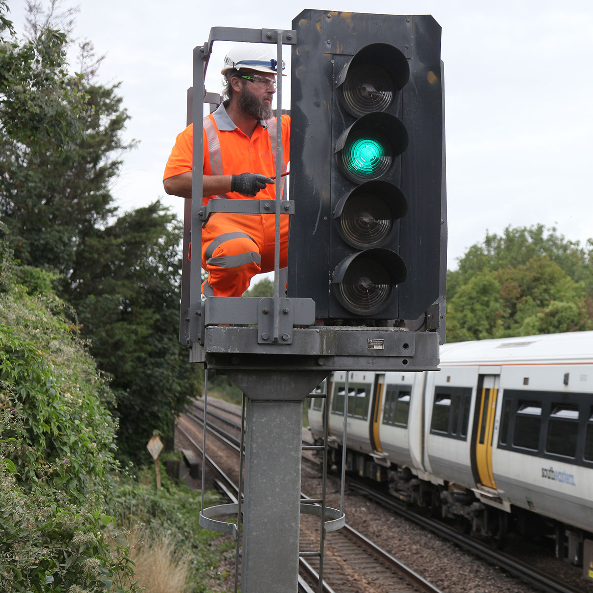 We're recruiting! Signalling Engineer required